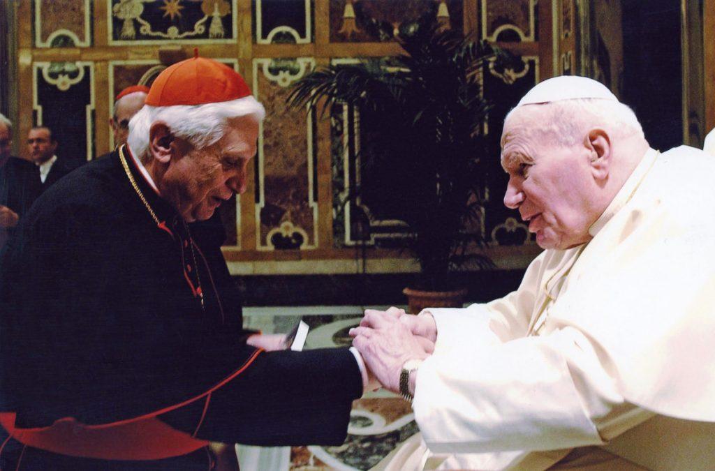 Benedykt XVI na 100 lecie Urodzin św. Jana Pawła II