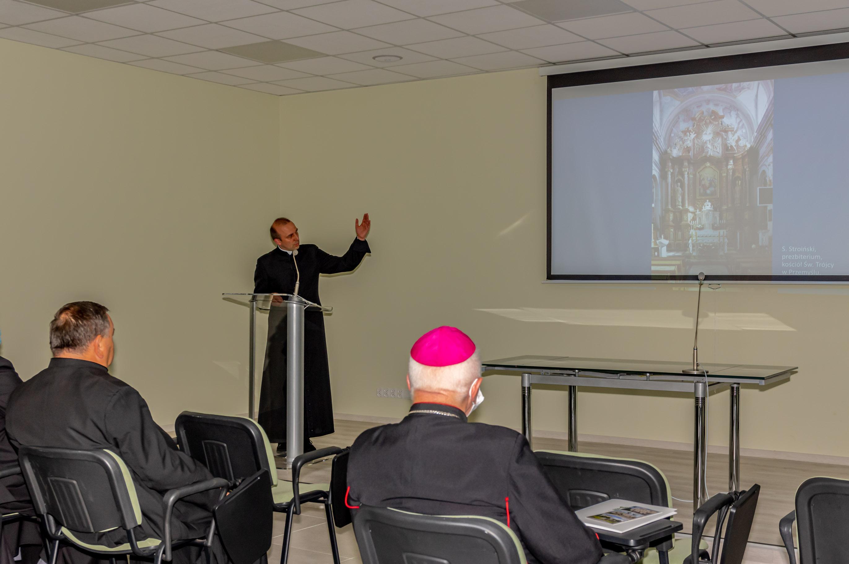 Konferencja naukowa na 50 lecie Parafii Świętej Trójcy – nagrania dźwiękowe