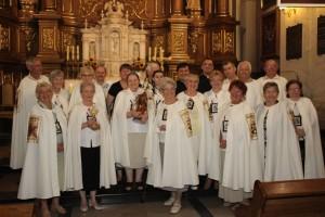 Intronizacja relikwii św. Rafała Kalinowskiego 16.07.2016