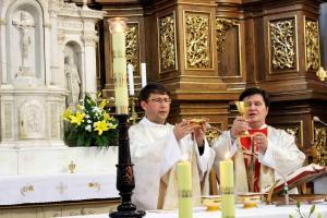 Odpust parafialny Świętej Trójcy 27.05.2018 r.