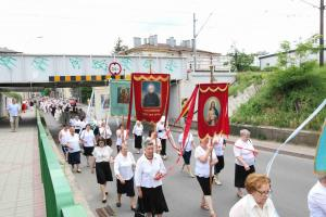 Parafialna Procesja Bożego Ciała 23.06.2019 r.