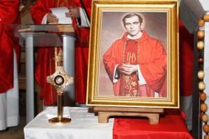 Msza za Ojczyznę w 32 rocznicę męczeńskiej śmierci bł. ks. Jerzego Popiełuszki 19.10.2016